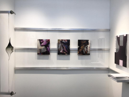 Alex Ito at Springsteen Gallery, via Art Observed
