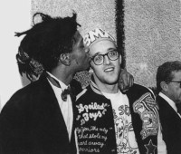 basquiat-and-haring-via-club-57-archives