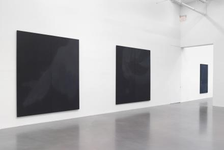 Troy Brauntuch (Installation View), via Petzel