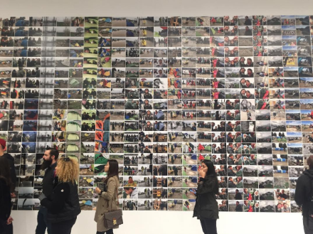 Ai Weiwei, Laundromat at Jeffrey Deitch (Installation View), via Art Observed