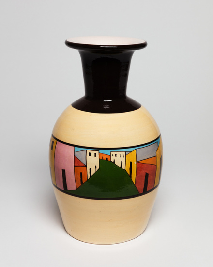 Ken Price, (Peublo Vase From Happy's Curio) (1981)
