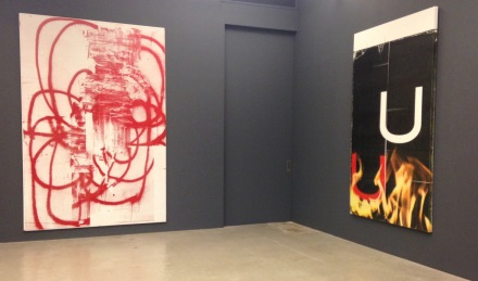 Warhol, Wool, Guyton (Installation View)