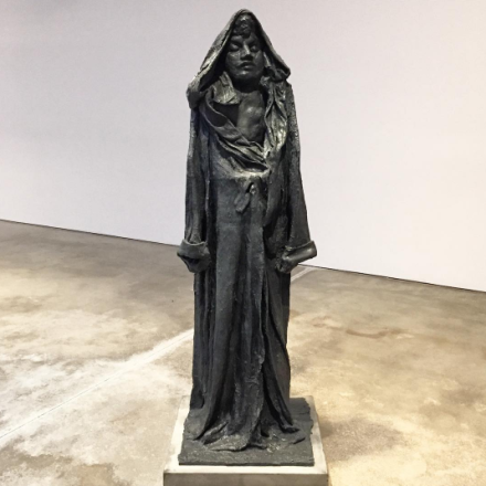 Liz Glynn, Untitled (after Burgher with Frock Coat) (2014), via Art Observed