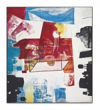 Robert Rauschenberg's Transom, via Art Newspaper