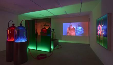Mike Kelley, Kandors (Installation View), via Venus Over Manhattan
