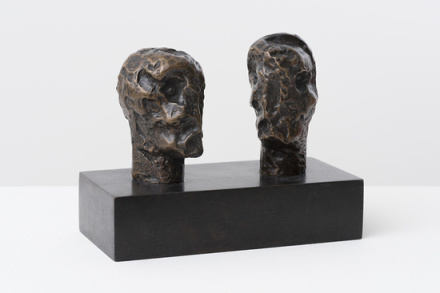 Henry Moore, Emperors' Heads, 1961 1967