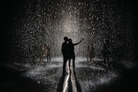 Rain Room, via Art Newspaper
