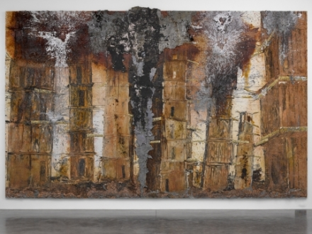 Anselm Kiefer, Walhalla (2016), via White Cube