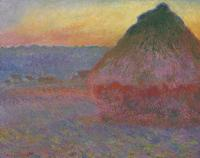 Claude Monet, 'Grainstack,' 1891