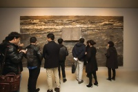 Anselm Kiefer at CAFAM Beijing, via Art Newspaper