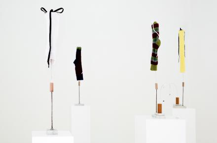 B. Wurtz (Installation View), via Lulu Gallery
