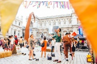 Royal Academy Summer Circus, via Art Newspaper
