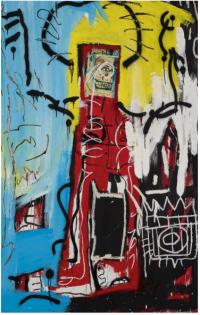 Jean-Michel Basquiat, via Telegraph
