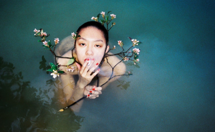 Ren Hang, via CNN