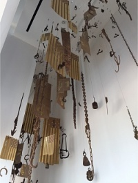 Danh Vo at Aishti Foundation, via Art Newspaper