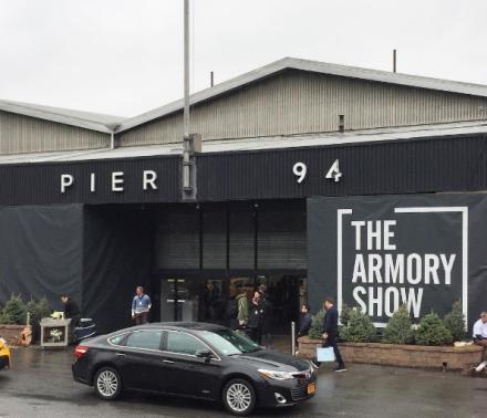 Armory Show, via Art Observed