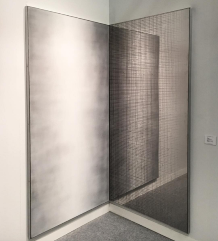 Dean Levin at Marianne Boesky, via Art Observed