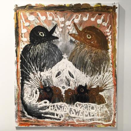 Bendix Harms at Moran Bondaroff, via Art Observed