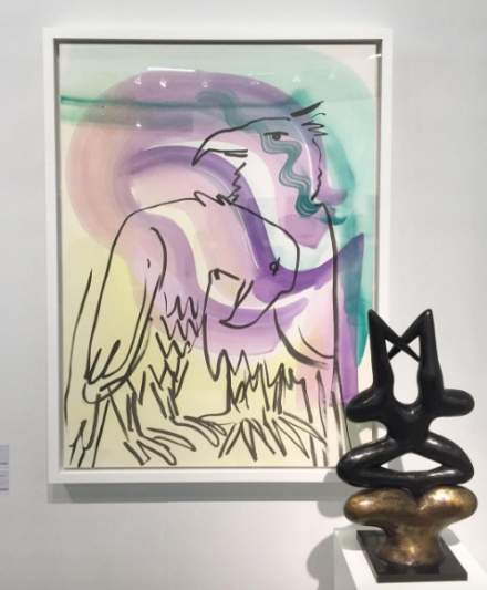 Camille Henrot at Koenig Galerie, via Art Observed