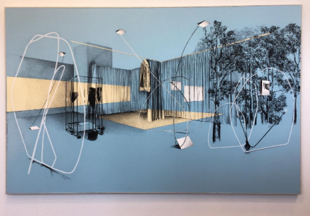 Tatiana Trouve at Galerie Perrotin, via Art Observed