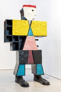 Cabinet by Gaetano Pesce, via Art News