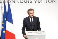 Bernard Arnault, via Art Newspaper