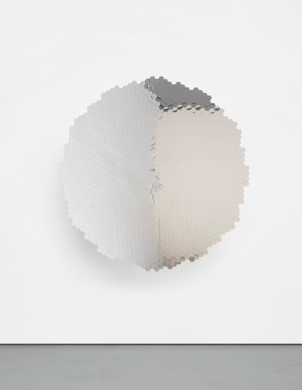 Anish Kapoor, Untitled (2011), via Phillips