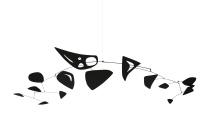 Alexander Calder, Black Lace (1947), via Sotheby's