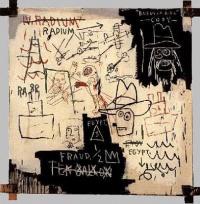 Basquiat, via Art Newspaper