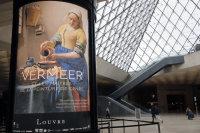 Louvre, via NYT
