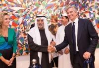 Sotheby's Dubai, via Artforum