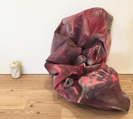 Kaari Upson, via Art Observed