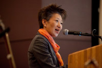 Jane Chu, chairwoman of the National Endowment for the Arts, via NYT