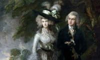 Thomas Gainsborough painting, via The Guardian