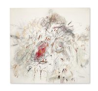 Cy Twombly, Leda and the Swan, via Christie's