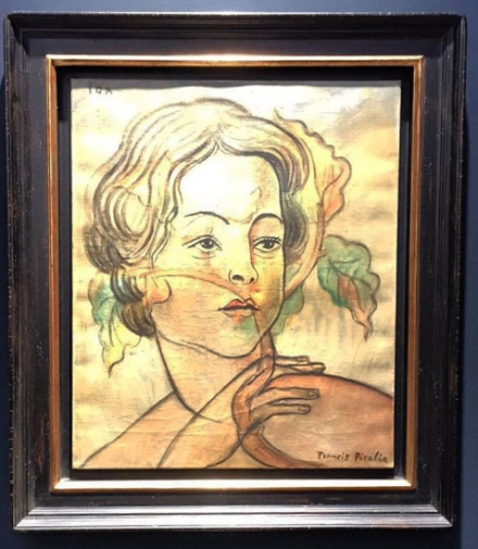 Francis Picabia at Hauser & Wirth, via Vivienne Shi for Art Observed