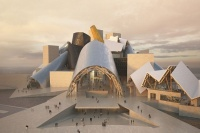 Guggenheim Abu Dhabi, via Art Newspaper