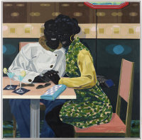 Kerry James Marshall, via NPR