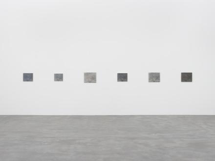 Vija Celmins, A Painting in Six Parts (1986-87/2012-2016)