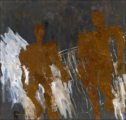 Descente-17-galerie-Thaddaeus-Ropac-03b-Georg-Baselitz-768x732
