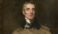 Thomas Lawrence's Duke of Wellington Portrait, via The Guardian