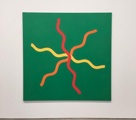 Jeremy Moon, La Danse (1963-64), via Art Observed