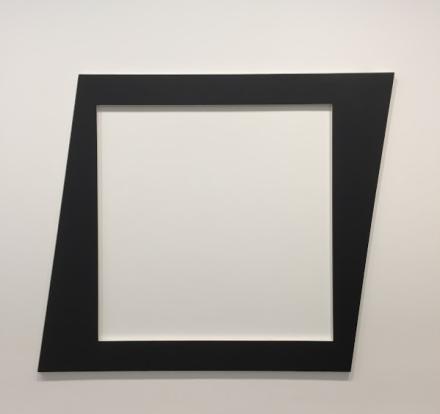 Jeremy Moon, No 4/72 (1972), via Art Observed