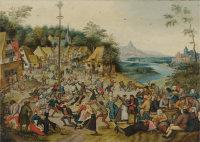 Pieter Bruegel the Younger, via NYT