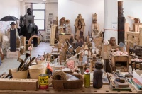 Marisol's Studio, via Art Newspaper