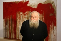 Hermann Nitsch, via Art Newspaper
