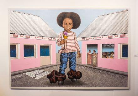 1:54 Pioneer Works Cheri Samba Complexe d'un enfant magnin-a