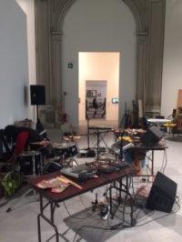Dawn Kasper in Venice, via Art News