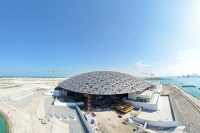 Louvre Abu Dhabi, via Art Newspaper