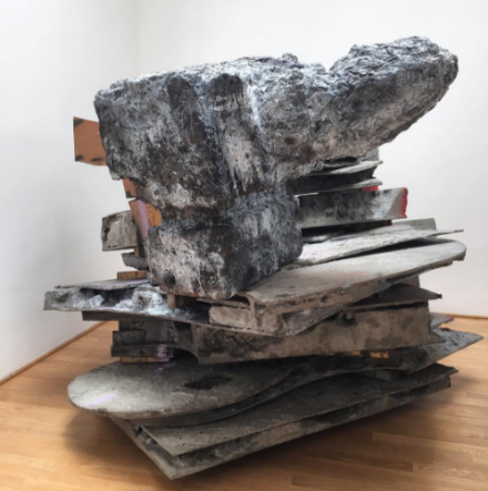 Phyllida Barlow, Folly at the British Pavilion, via Art Observed